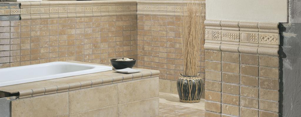 Salle de bain carrelee carreaux et carrelage dans la - Salle de bain carrelee ...